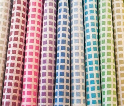 Ruta, checks. Linen towel 100% linen.