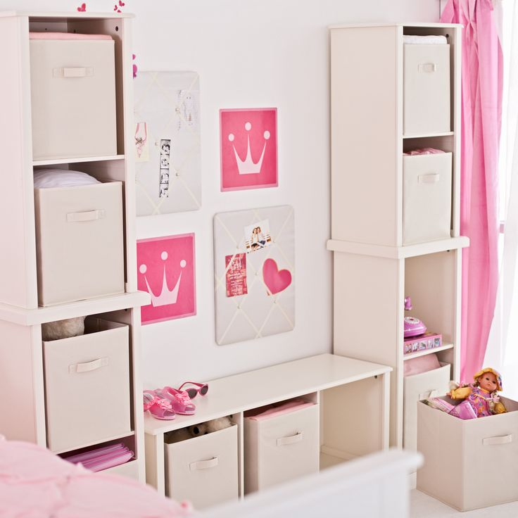 Have to have it. Classic Playtime Wall Unit -  Vanilla $119.99 Play room wall organization