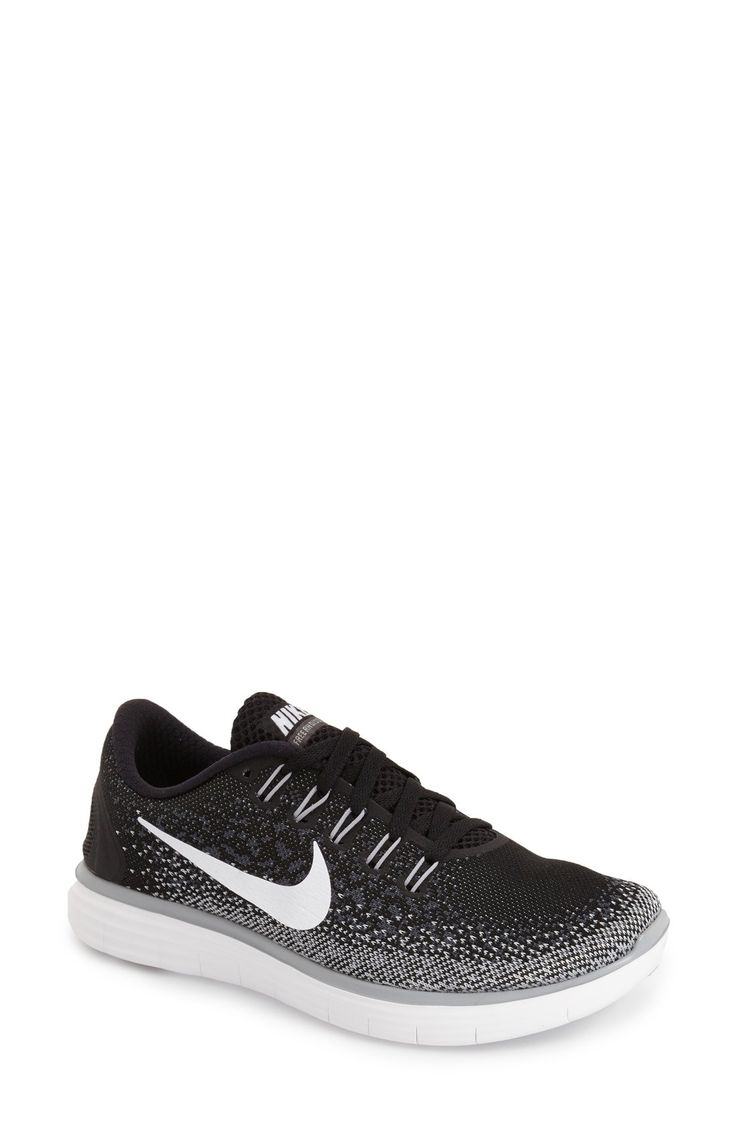 Nike 'Free RN Distance' Running Shoe (Women) available at #Nordstrom
