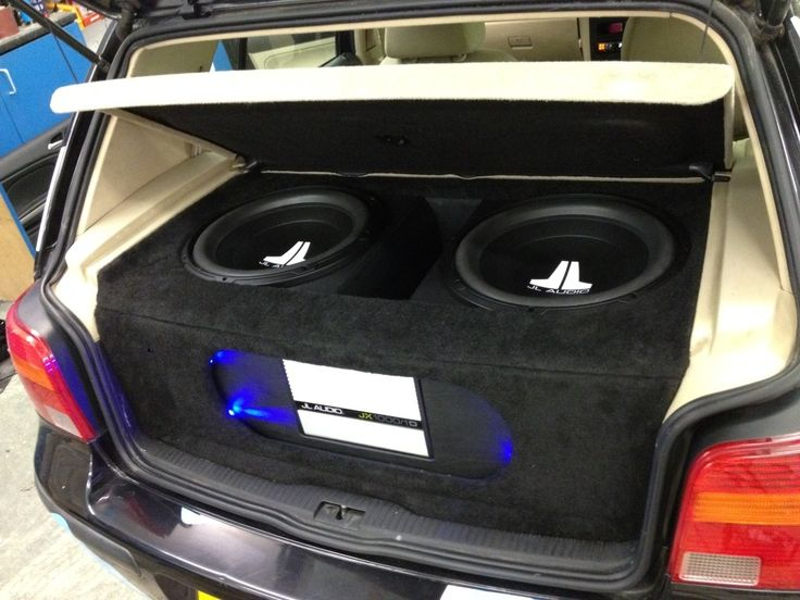 speakers for car audio system All car subwoofers information: there is arguably no greater improvement you can make to your car audio system than adding a subwoofer a subwoofer is simply a large speaker designed to play low frequency notes that most car speakers cannot handle.