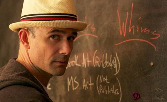 The Ghost in the Machine  Avant-garde novelist Mark Z. Danielewski is changing the way we read e-books.
