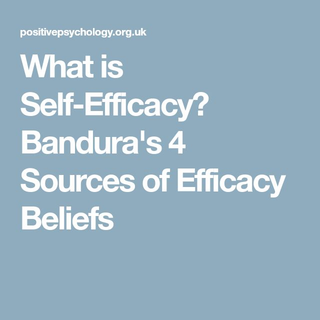 """bandura a. self-efficacy thesis In his book """"self-efficacy – the exercise of control"""" bandura develops four mayor sources of self-efficacy, which differ in their importance   1482 words - 6 pages thesis statement to writing grammatical sentences the chapter on writing a thesis is particularly effective there is a good section on revision and examples of essays for."""
