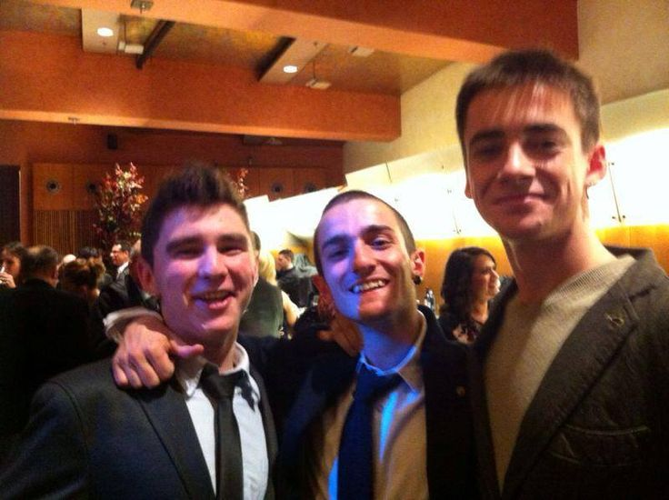 Marc Balaguer, Mikel Iglesias y Igor Szpakowski!!! <3 <3