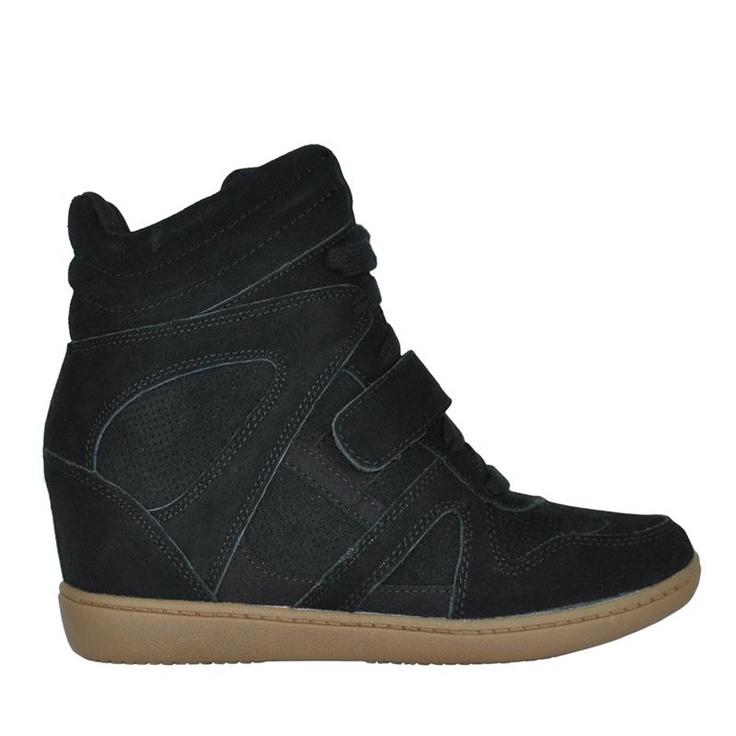 SKECHERS WEDGE SNEAKER TS | The Shoe Company