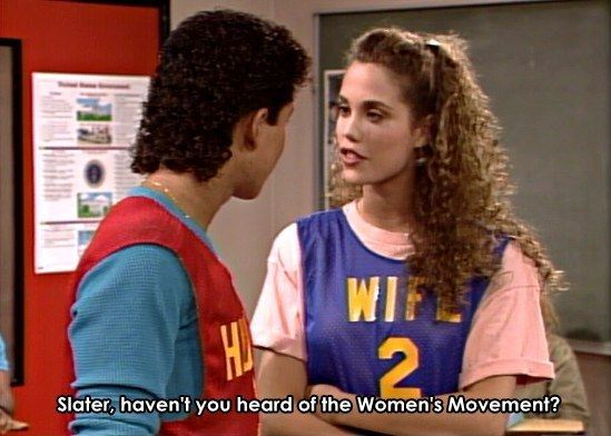 Jessie Spano from Saved by the Bell | A Ranking Of 24 Ultimate '90s Boss Bitches