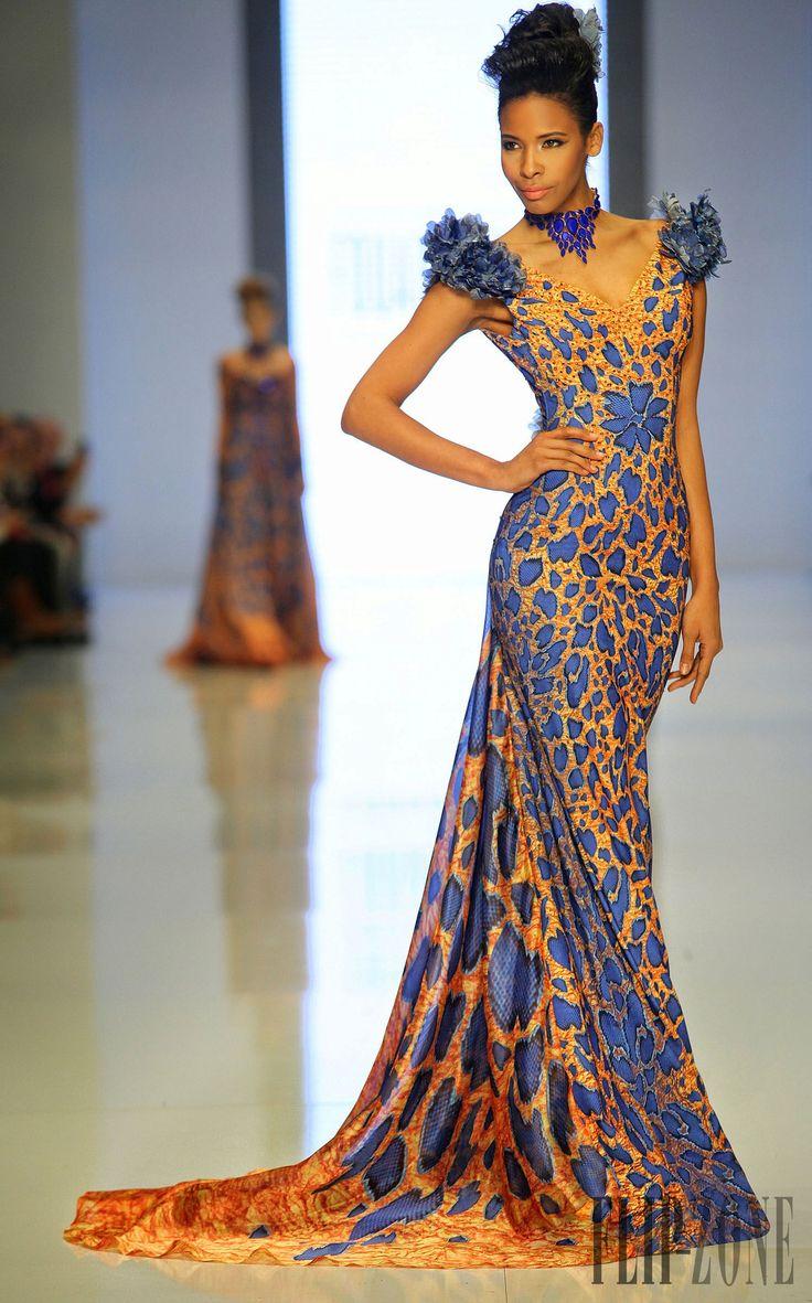 Fouad Sarkis Printemps-été 2014 - Haute couture