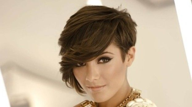 17 Best Images About Short Hair + Pretty Colours On