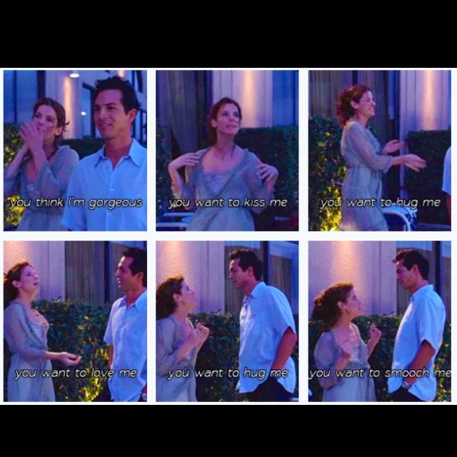Miss Congeniality. Best part of the movie I think!