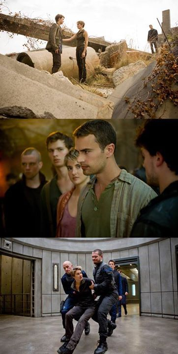 INSURGENT! | via Facebook on We Heart It