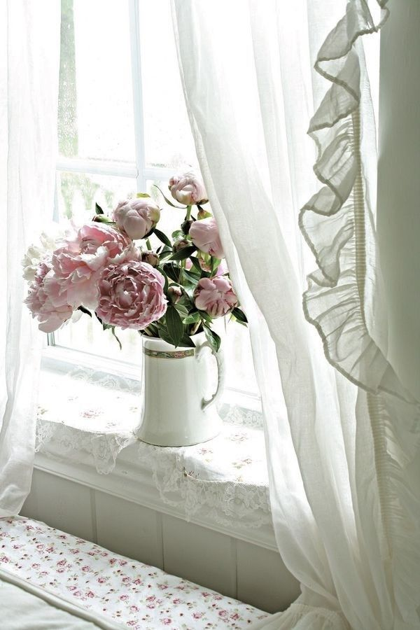 1000 ideas about ruffled curtains on pinterest curtains