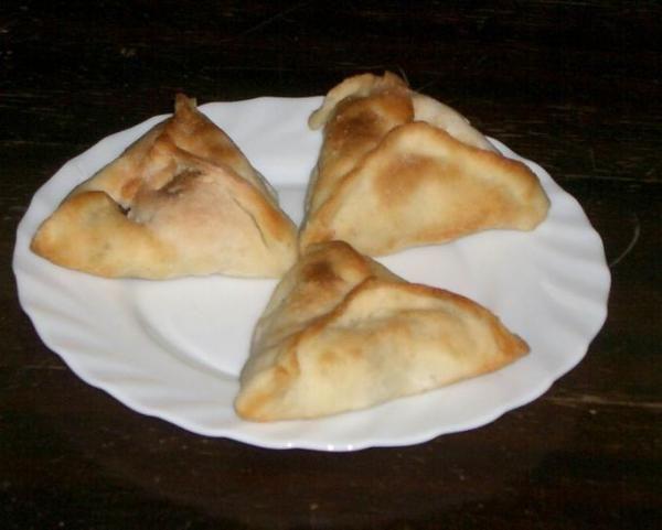 Fatayers aux epinards - Cuisine libanaise par Sahten