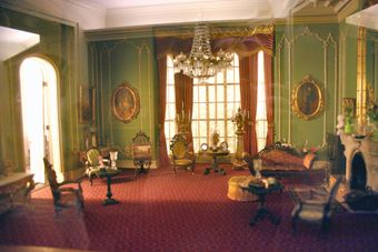 286 best miniatyr the thorne rooms images on pinterest for Rooms for kids chicago