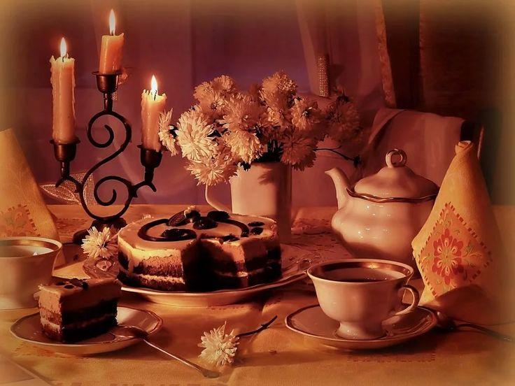 Марта, картинка красивого вечера