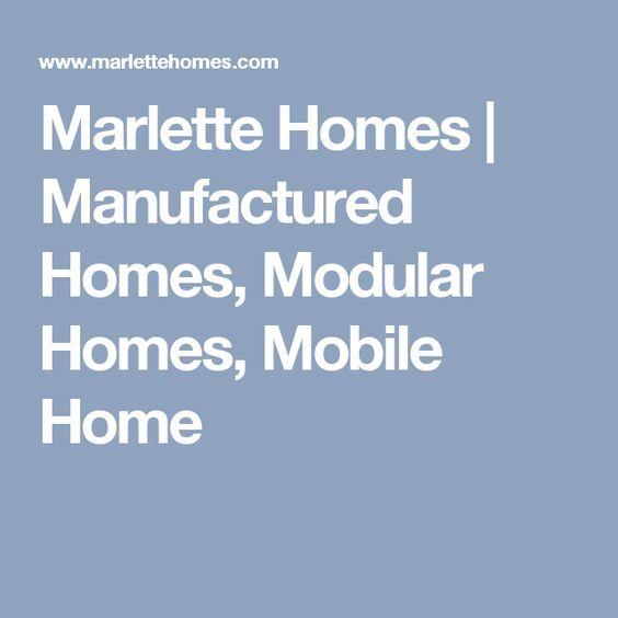 Marlette Homes | Manufactured Homes, Modular Homes, Mobile Home
