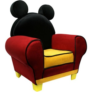 Disney - Mickey Mouse Chair
