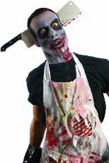 Zombie Walking Dead Party supplies for the blood drenched creep fest you're hosting! #zombieparty #walkingdeadparty #walkingdead #zombies #partyideas  http://www.leahg.me/zombie-walking-dead-party-supplies-games-and-costumes/