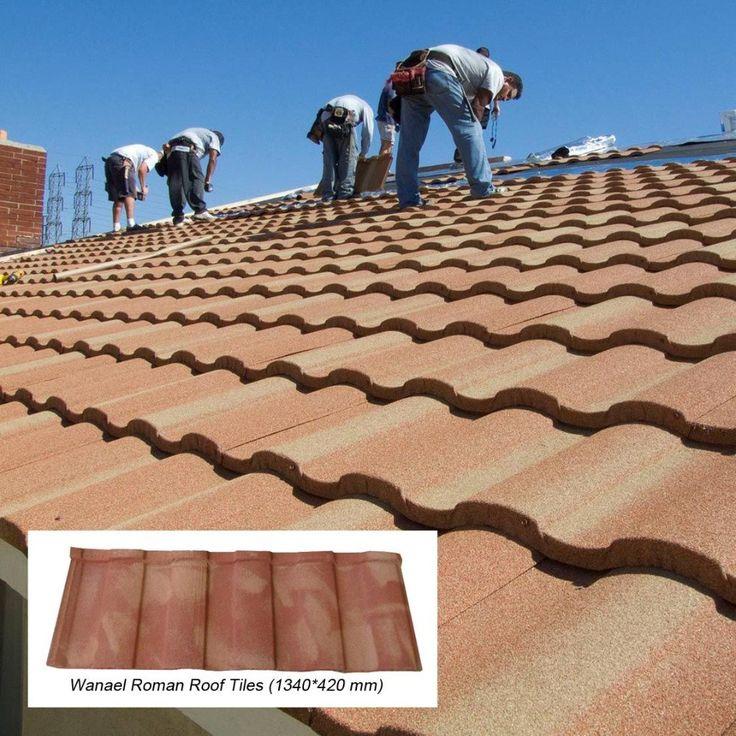 Sun Stone Coated Metal Roof Tile Sun Stone Coated Metal Roof Tile Inside  Roof Tile Manufacturers
