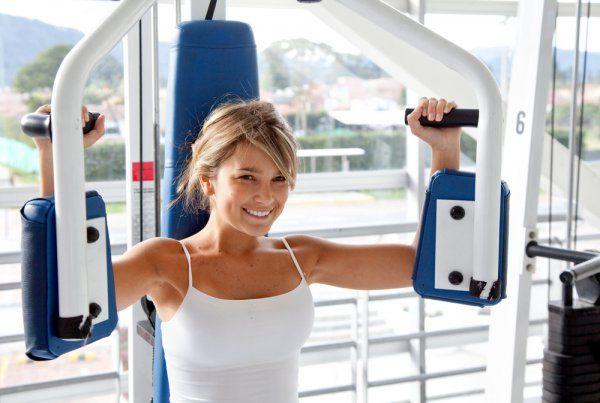 Фитнес-блог: Кто может заниматься в тренажерном зале