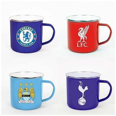 #Official #football team tin mug - footy merchandise metal mugs cups - new #gifts,  View more on the LINK: http://www.zeppy.io/product/gb/2/291653529172/