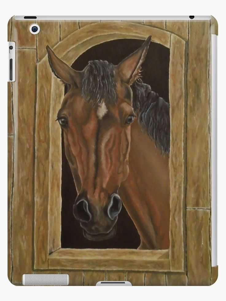 iPad Case/Skin,  unique,cool,fancy,beautiful,trendy,artistic,awesome,unusual,fashionable,accessories,gifts,presents,ideas,design,items,products,for sale,brown,horse,equine,portrait,redbubble
