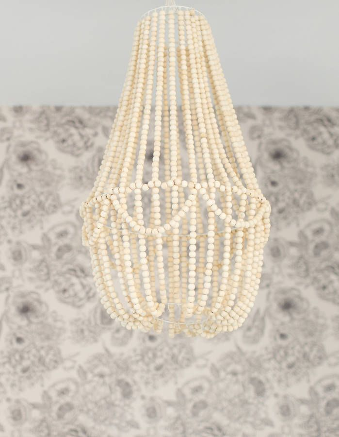DIY : réalisez le fameux lustre en perles de Make My Lemonade