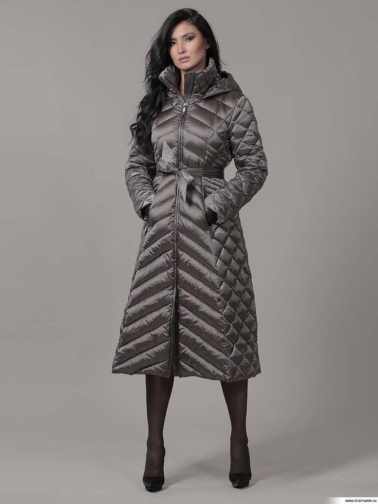 Купить Пуховик женский WF14014 в интернет-магазине Charmante.ru