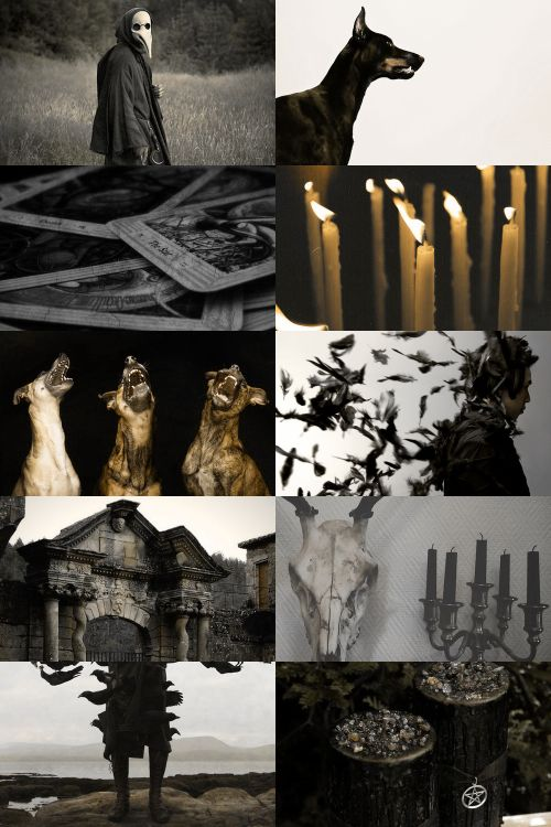 male witch aesthetic (requested) more here // request here