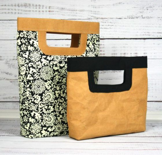 Miss Modern Bags PDF Pattern from Sallie Tomato