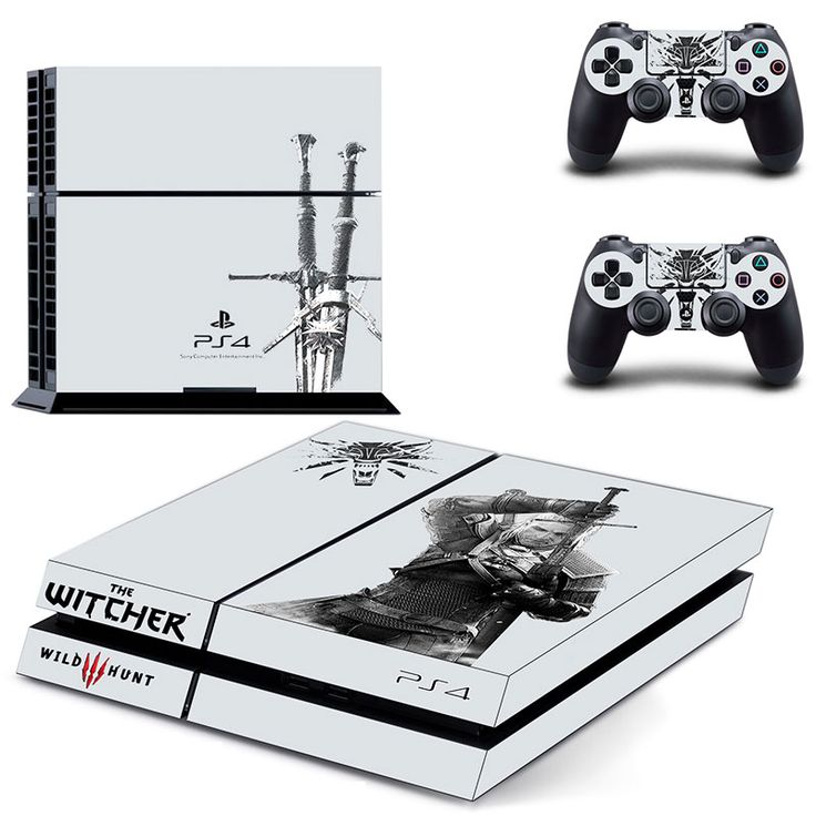 >> Click to Buy << The Witcher 3 Wild Hunt PS4 Skin Sticker Decal Vinyl For Sony PS4 PlayStation 4 Console and 2 Controller Stickers #Affiliate