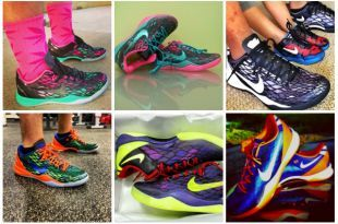 The Shoe Game Lists The Best NIKEiD Kobe 8s