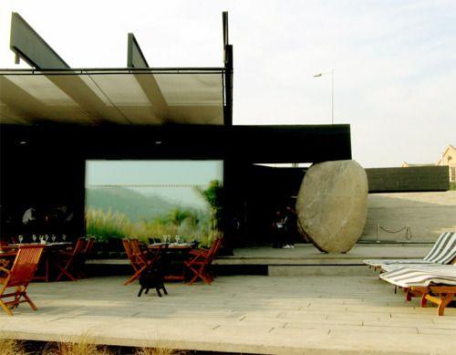 Smiljan Radic - Mestizo Restaurant, Santiago 200