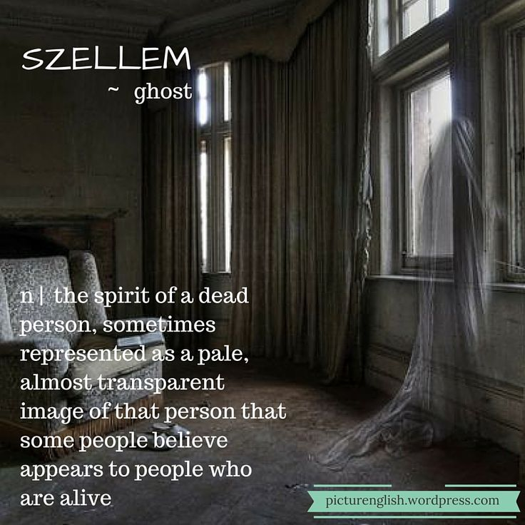 Ghost / Szellem