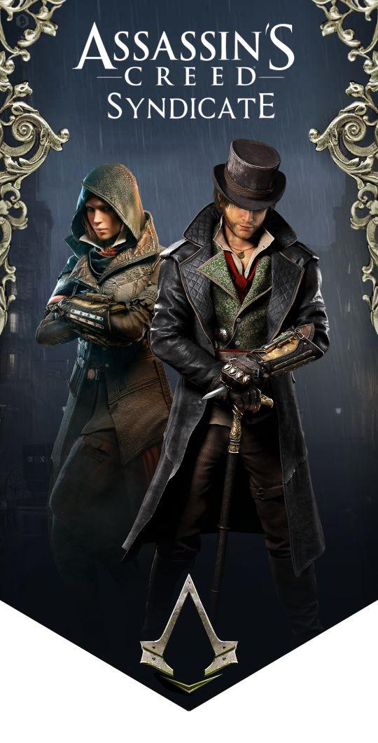 Assassin's Creed: Syndicate by KindratBlack.deviantart.com on @DeviantArt