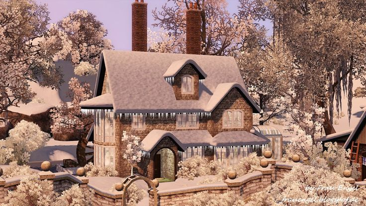 "Lana CC Finds - TS3 ! House ""Old toy"" by Frau Engel"