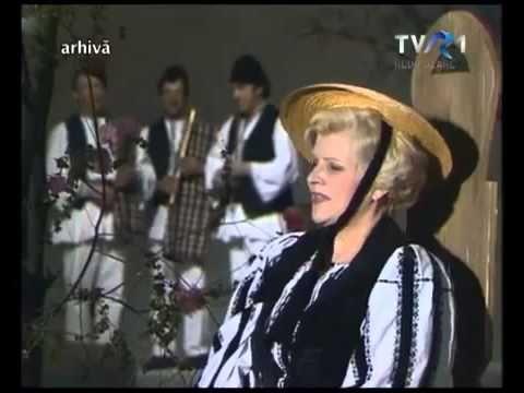 Lucretia Ciobanu - Pleaca oile la munte -1987