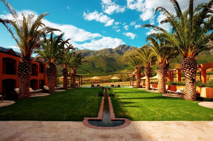 La Residence - Franschhoek, South Africa