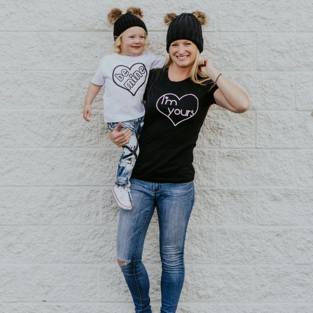 """From our popular Mother Definition t shirt to our """"Glitter is my signature color"""" off the shoulder top - we have tops for all types of women!"""