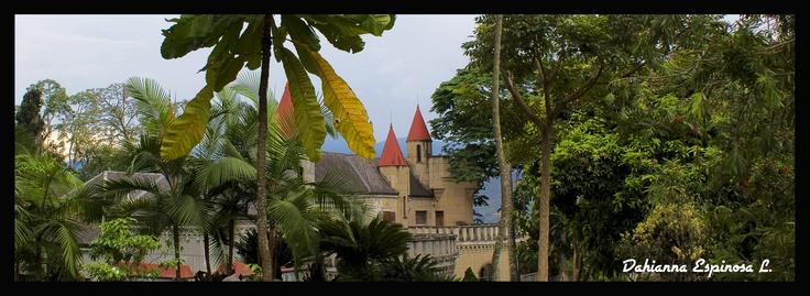 Y me encontré un hermoso Castillo... ♥