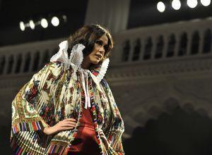 Rómska móda uchvátila Budapešť | Móda | zena.sme.sk