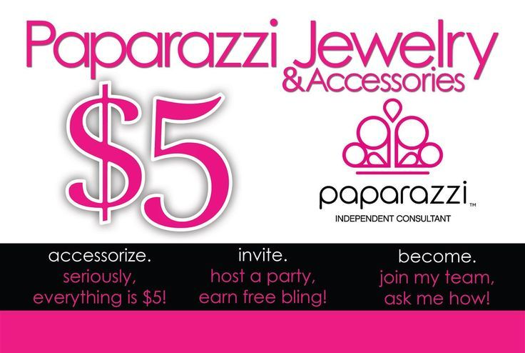 Vistaprint Paparazzi Paparazzi Jewelry And Accessories