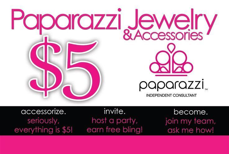 Vistaprint Paparazzi Paparazzi Jewelry And Accessories