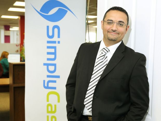 Saeed El-Darahali, CEO of SimplyCast, is assembling a network of dealers around the world to sell his new software.
