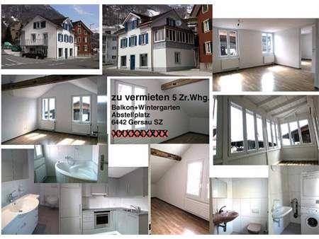 51/2 Zi. Wg. in Gersau, ab 1.6.14 zu vermieten   Wohnung mieten in Gersau   Immobilien mieten   Wohnung, Haus, Büro suchen   newhome.ch