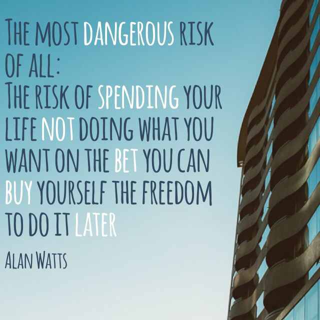 Alan Watts Quote clearly you can't. Questing for things by selling your wings? AP