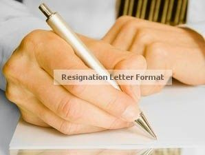 resignation letter, resignation letter format, senior software engineer, software test engineer, IT