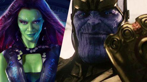 Avengers 4 : Le titre du film aurait été révélé par Zoe Saldana (Gamora), les infos   Toutes les personnes qui travaillent de près ou de loin sur les films du Marvel Cinematic Universe (MCU) sont soumises à des accords de confident... http://www.gameblog.fr/news/67729-avengers-4-le-titre-du-film-aurait-ete-revele-par-zoe-saldan