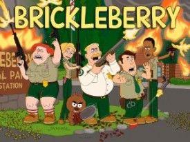 Brickleberry.... adult cartoon, offensive, but hilarious