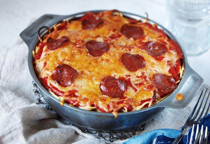 Pizzetti on pizzan ja pastan näppärä välimuoto. Se on myös edullinen – tarveaineet saat alle kympillä.