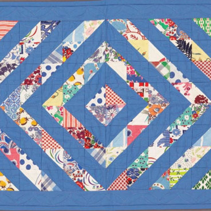 127 best vintage flour and feed sack quilts images on Pinterest ... : feedsack quilt - Adamdwight.com