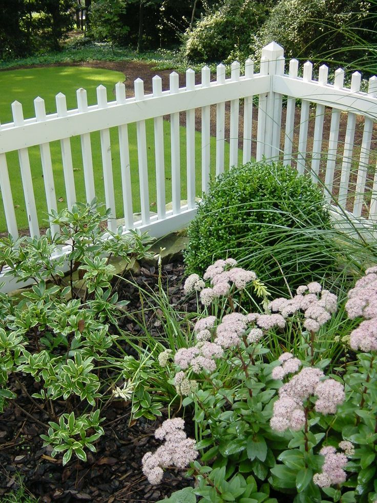 white picket i designed based on the historic fence at the founders memorial garden in athens